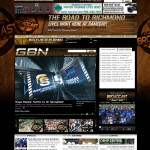 Gameday Magazine Screenshot